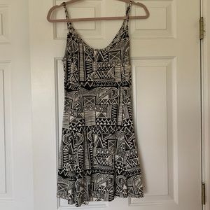 Billabong mini skater dress - size S (EUC)